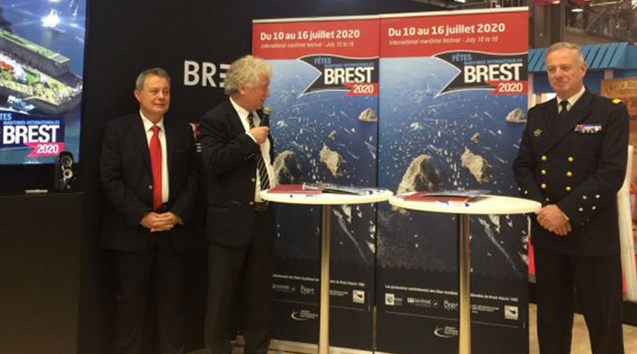 hotel brest fetes maritimes 2020